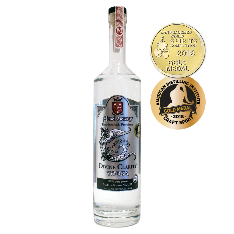 Divine Clarity Vodka
